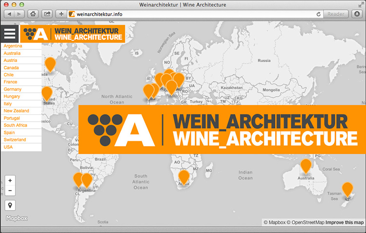 Weinarchitektur / Wine Architecture