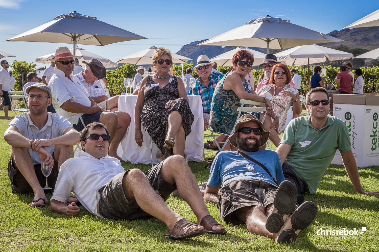 Franschhoek Sommer Wines Festival at Leopards Leap